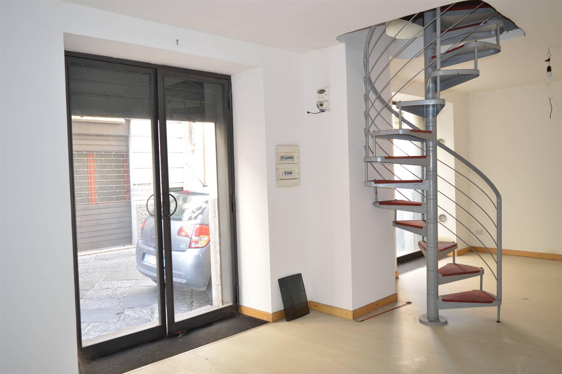 LF116E-Locale Commerciale-SANTA-MARIA-CAPUA-VETERE-Via-Antonio-Gramsci