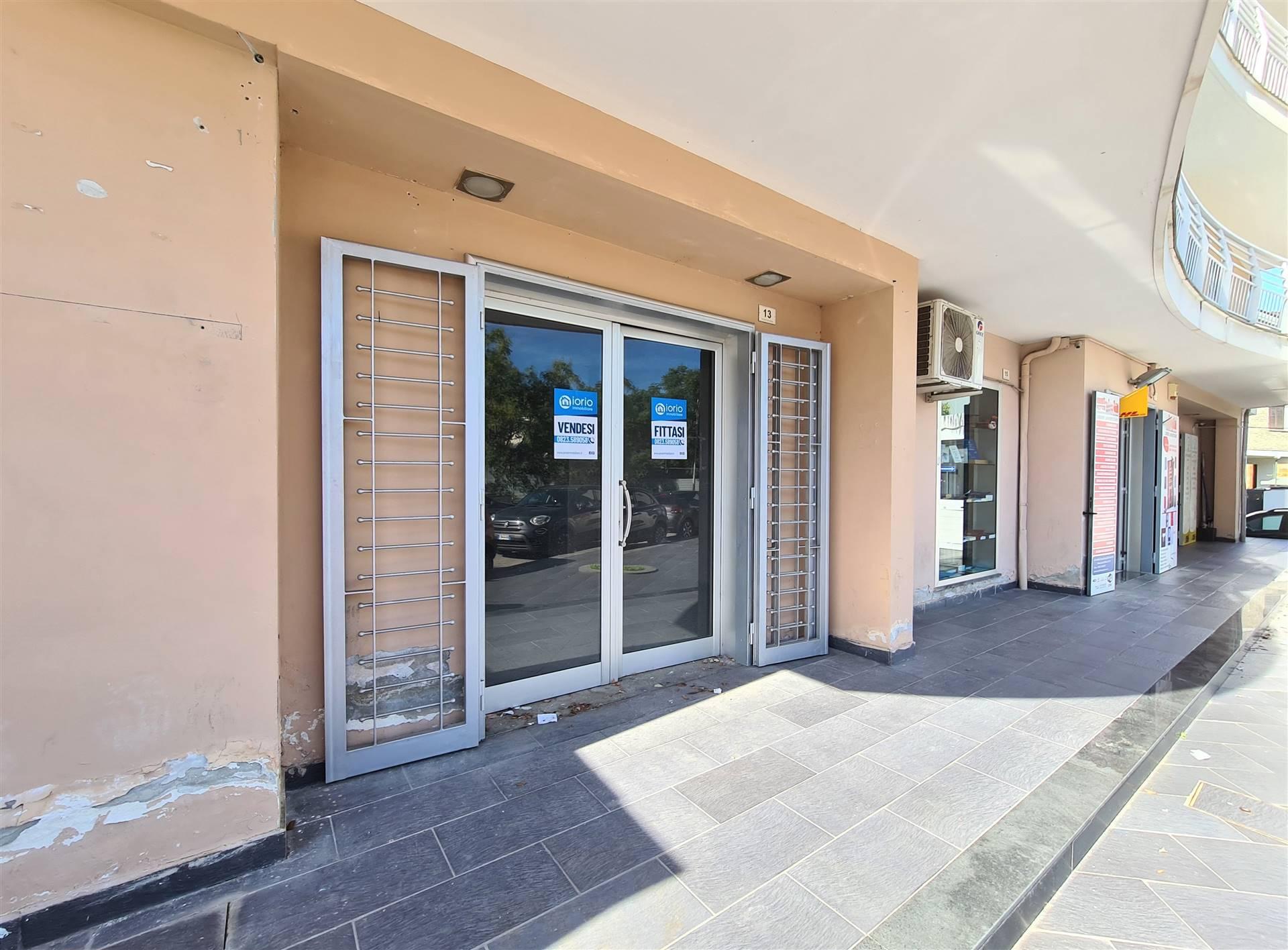 LV053-Locale Commerciale-SANTA-MARIA-CAPUA-VETERE-Via-Martiri-del-Dissenso