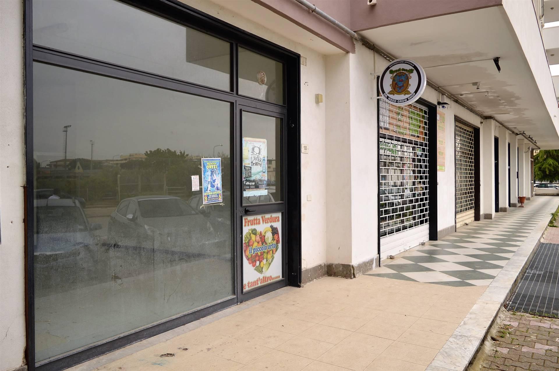 LV051C-Locale Commerciale-SANTA-MARIA-CAPUA-VETERE-Via-Jan-Palach