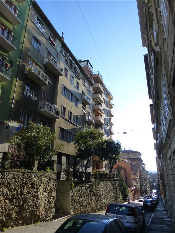 Quadrilocale in Via Ruggero Manna 23, Trieste