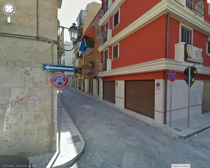 Locale commerciale, Barletta, abitabile