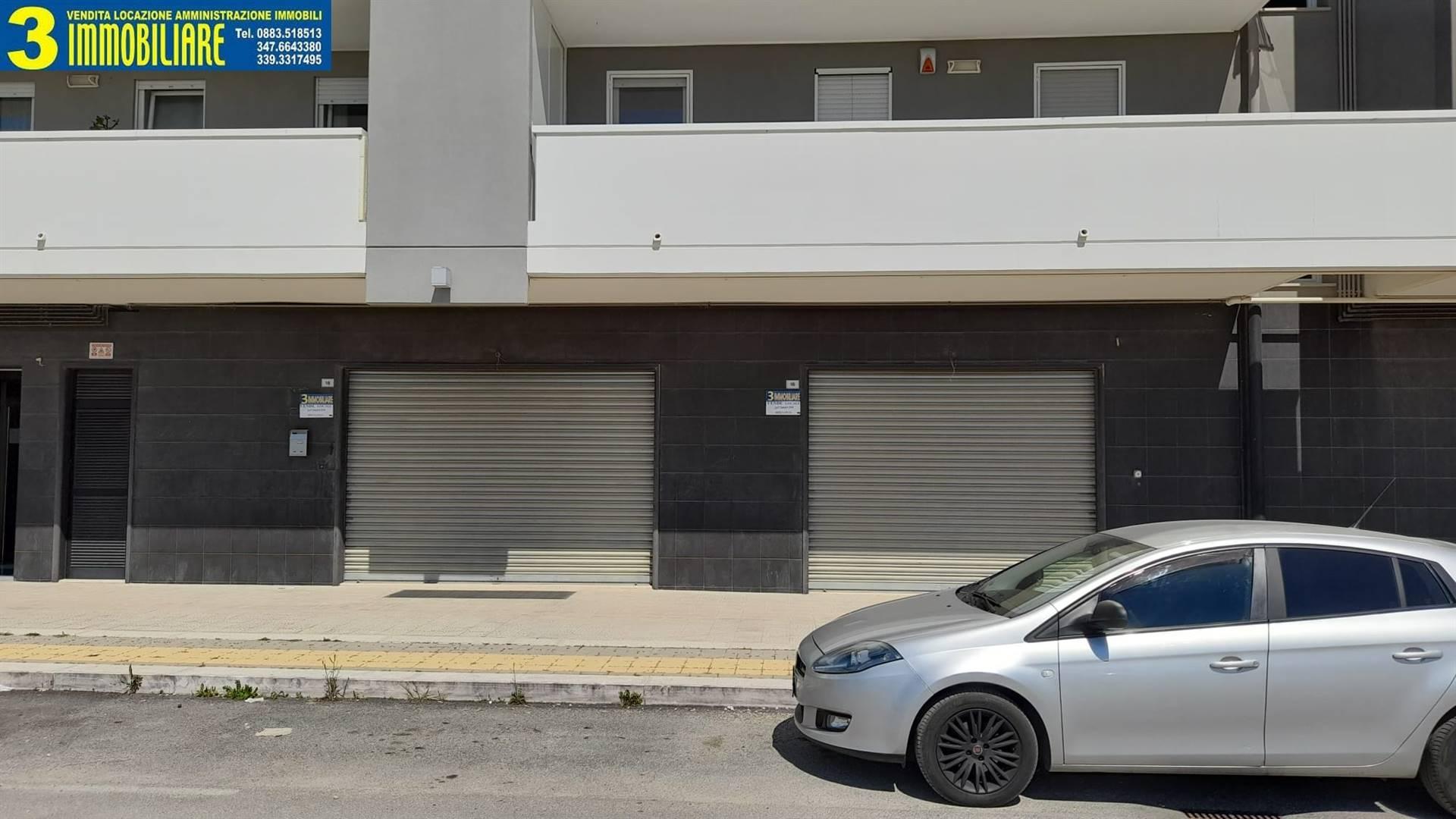Immobile Commerciale in vendita a Barletta, 3 locali, zona Località: 167, prezzo € 110.000 | CambioCasa.it