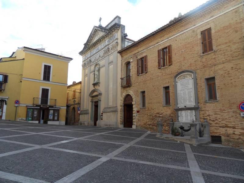 Piazza principale Bucchianico
