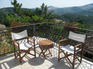 Villa, Civitella Messer Raimondo, ristrutturata