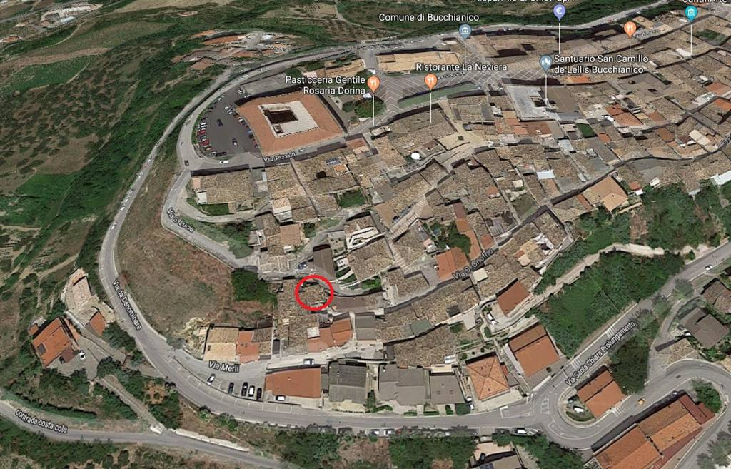 Vista da satellite/satellite view