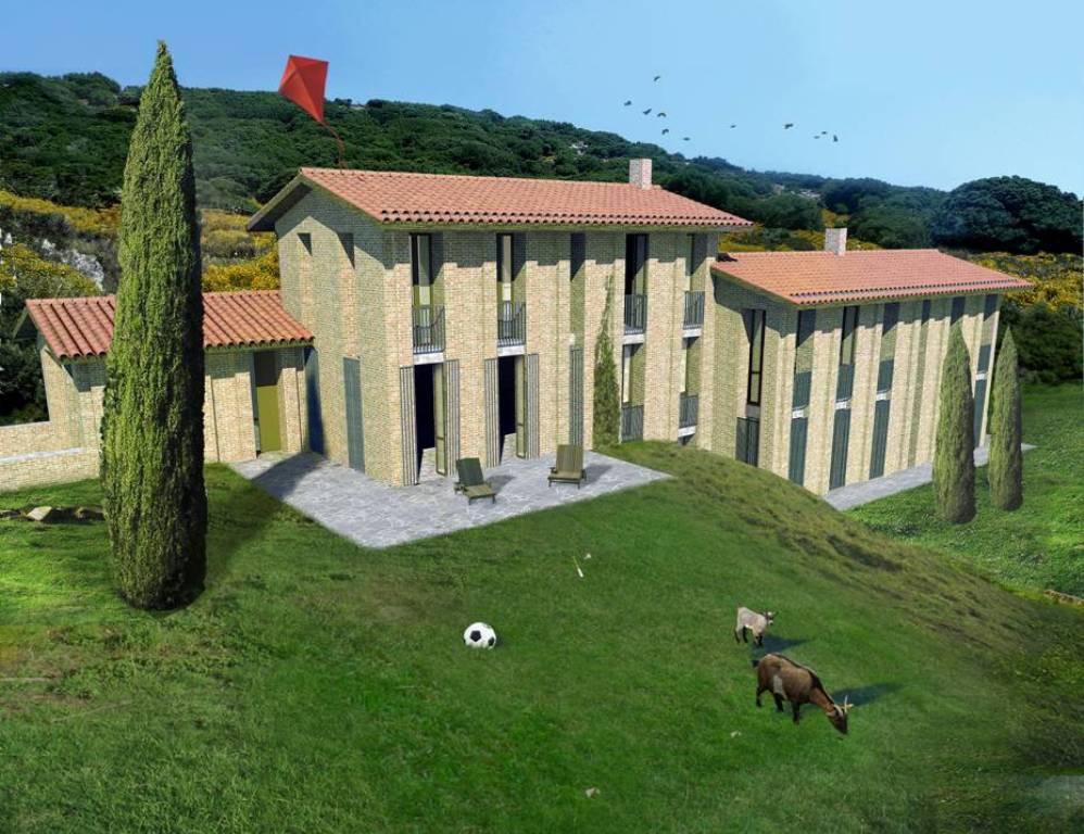 Villa in Località Pretaglione, Vestea, Civitella Casanova