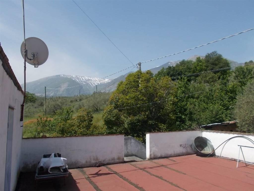 terrazzo panoramico/panoramic terrace