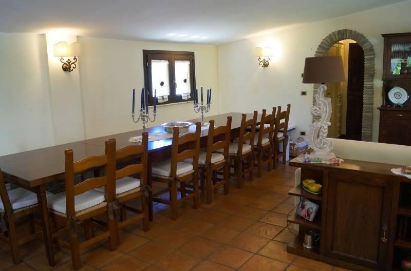 Dependance zona giorno/pranzo/living dining area