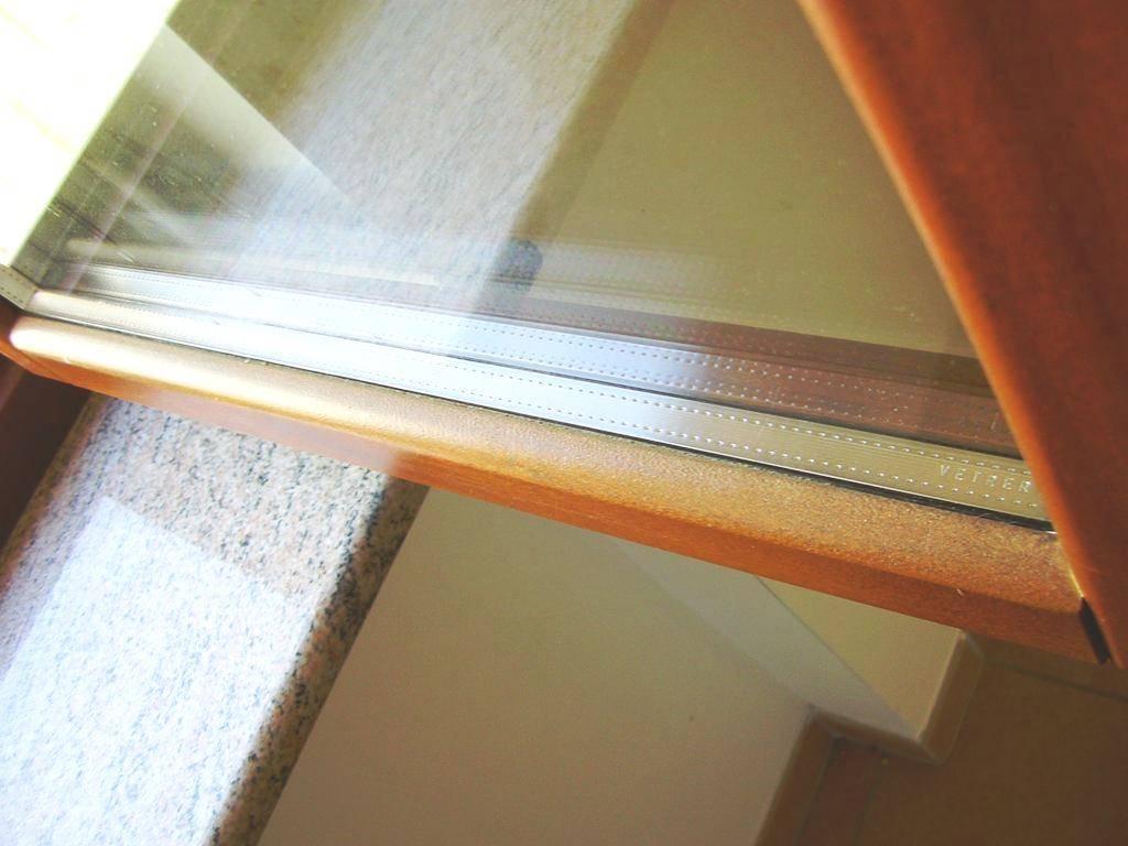 Dettaglio infissi/window detail