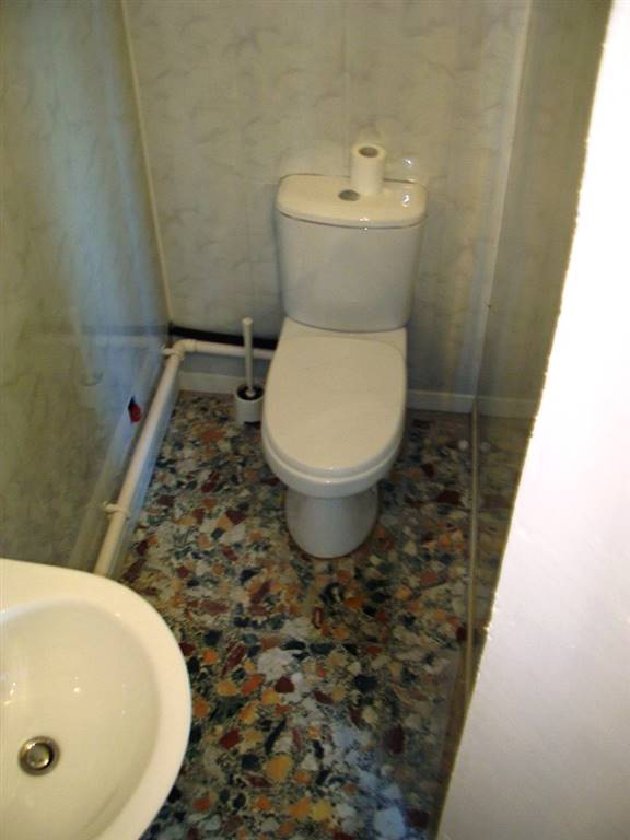 Bagno privato secondo piano/ensuite bathroom