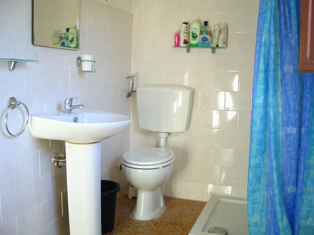 Bagno piano primo/first floor bathroom