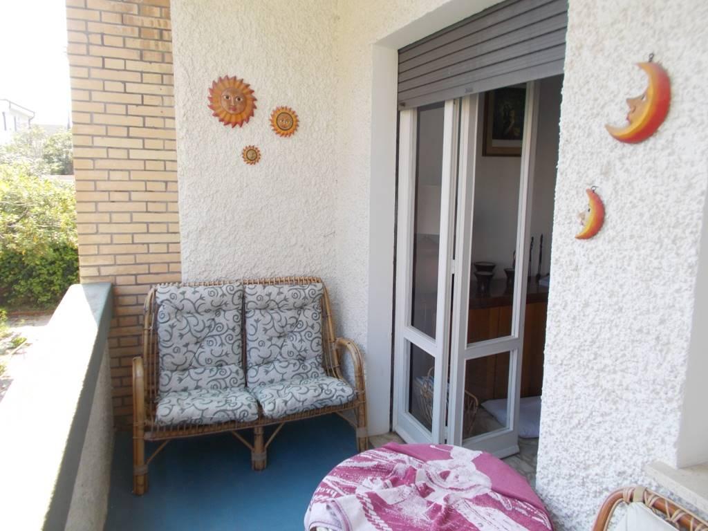 Balcone zona giorno/living area balcony
