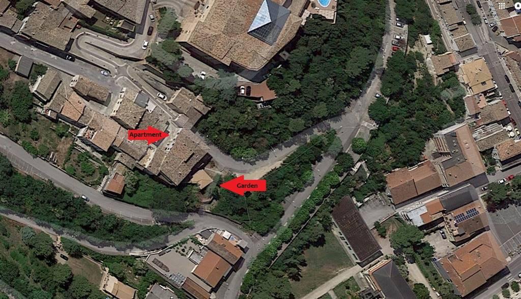 Satellite/satellite view