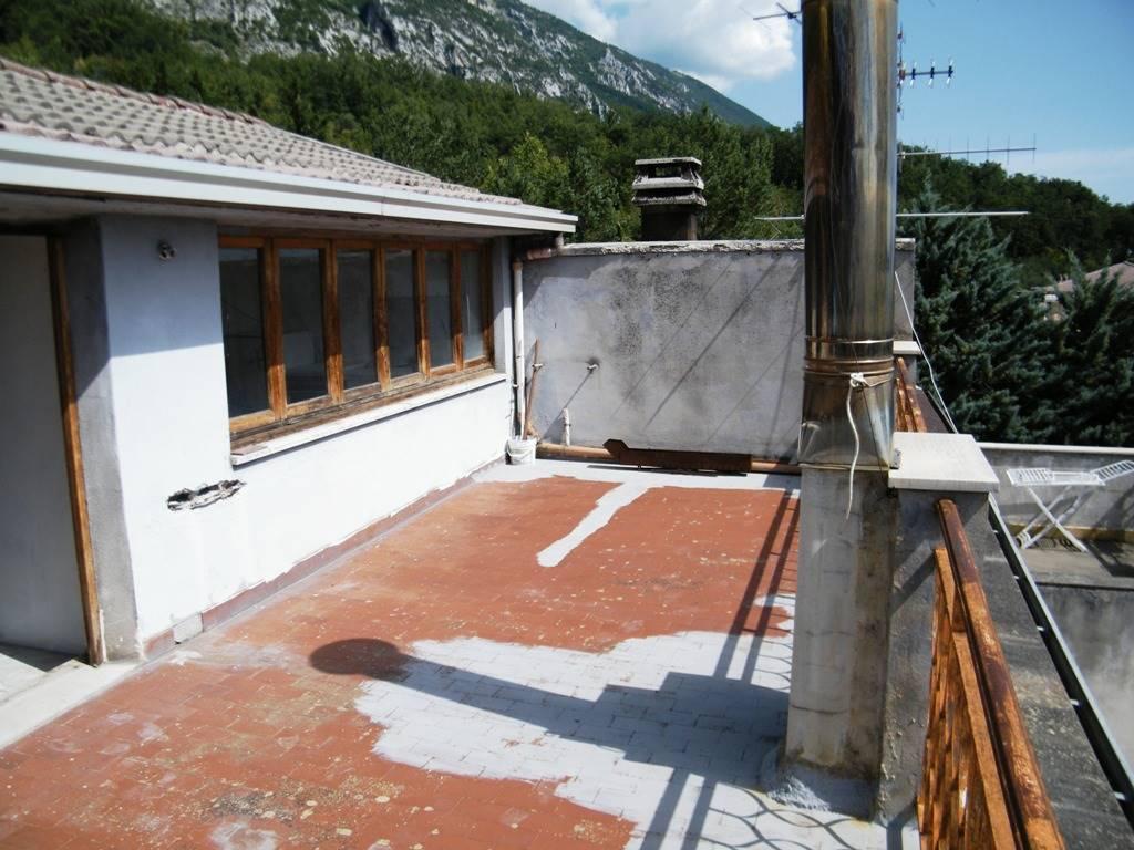 Terrazzo panoramico / panoramic terrace