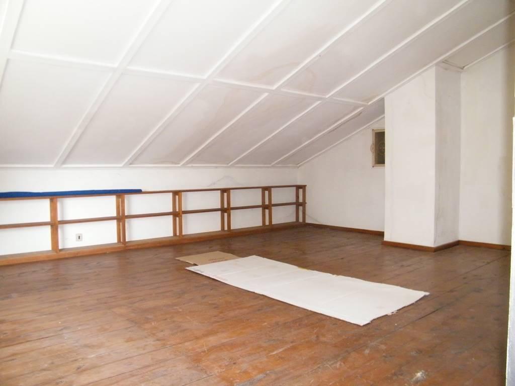 Sottotetto finito/finished loft