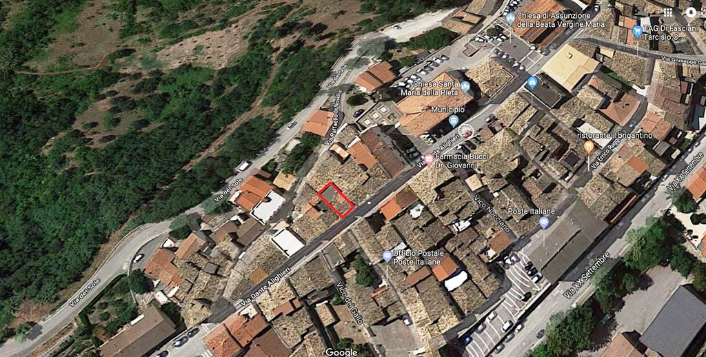 Foto satellite/satellite view