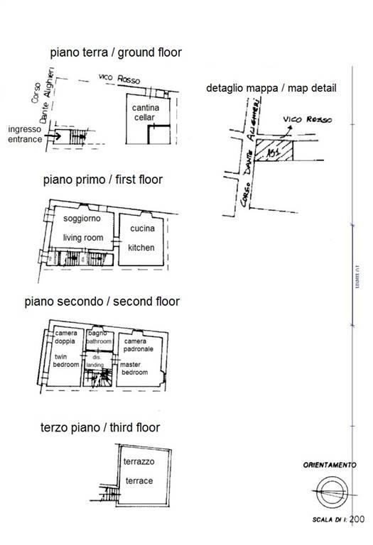 Planimetria/floor plan