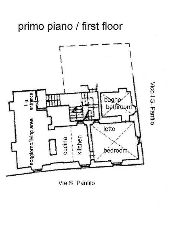 Planimetria/floor plan