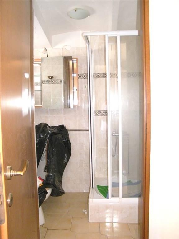 Bagno cantina/basement bathroom