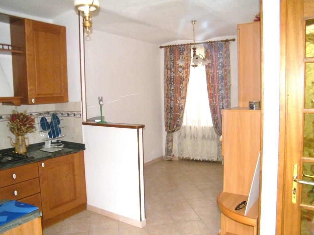 Zona giorno angolo cottura/living area kitchenette
