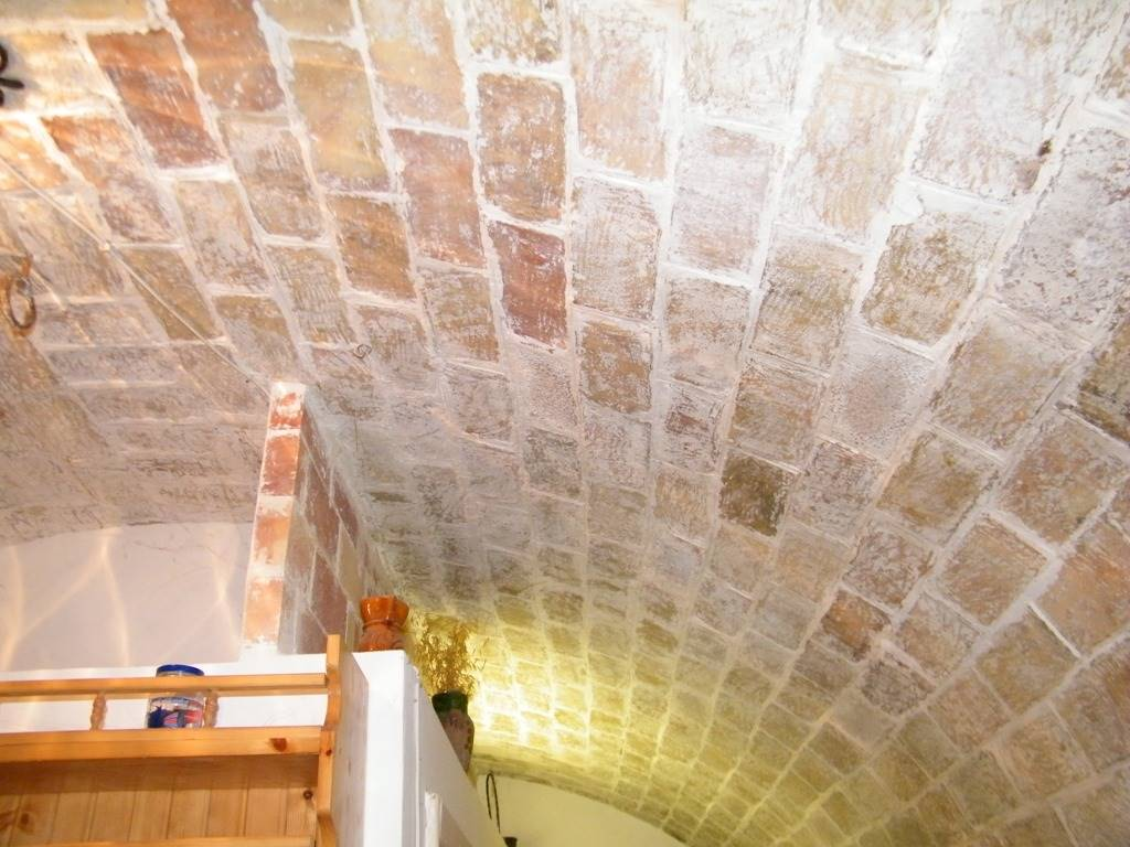 dettaglio soffitto/ceiling detail