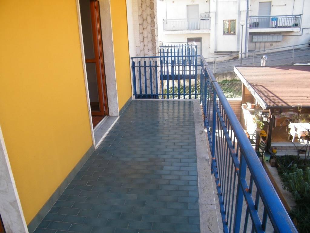 Balcone zona notte/bedrooms balcony