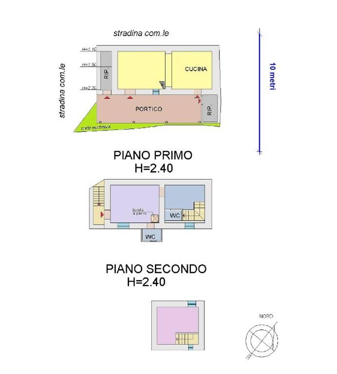 planimetrie/floor plan