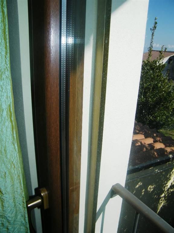 Dettaglio infissi/double glazing