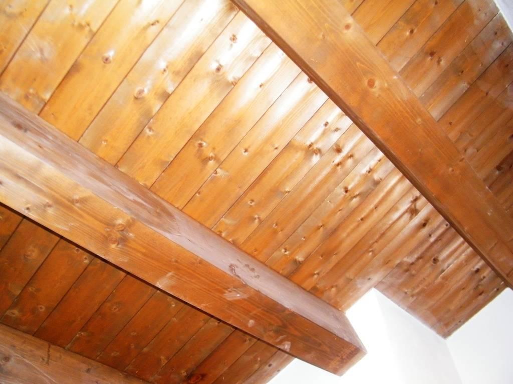 Travi a vista bagno/bathroom rafters