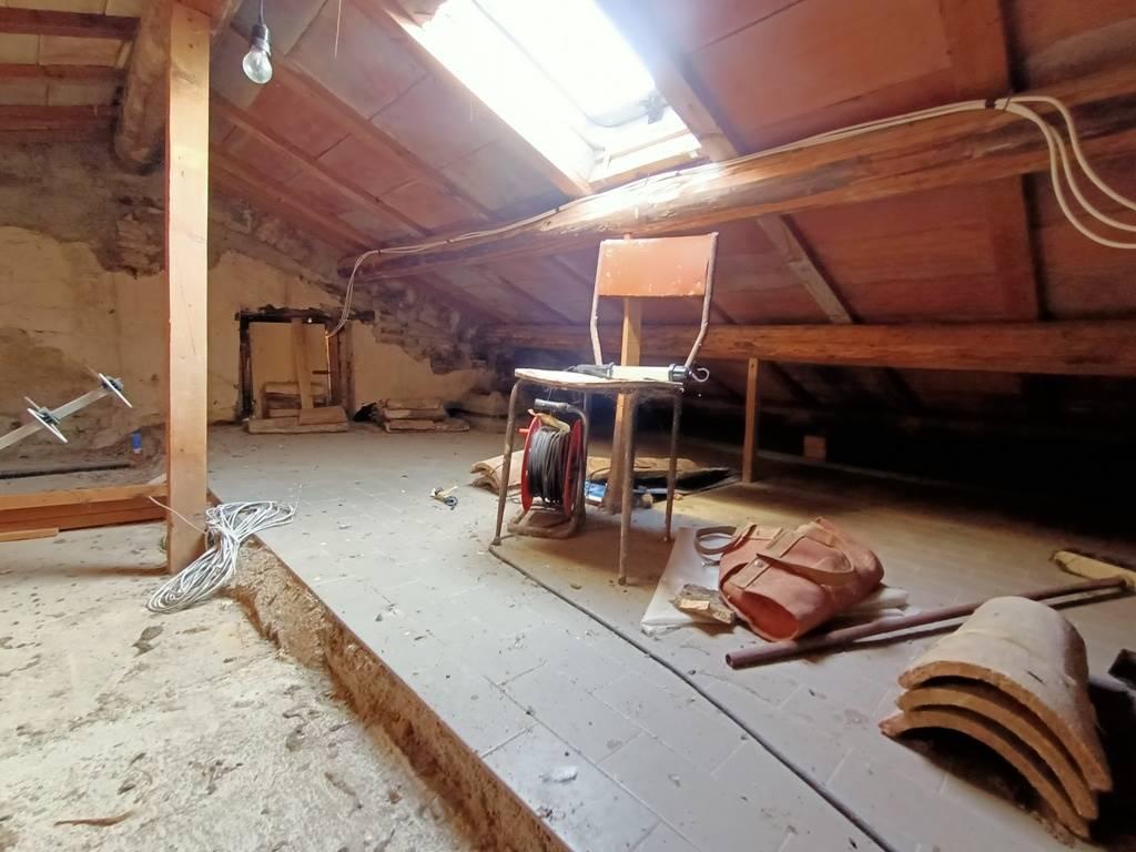 sottotetto attic