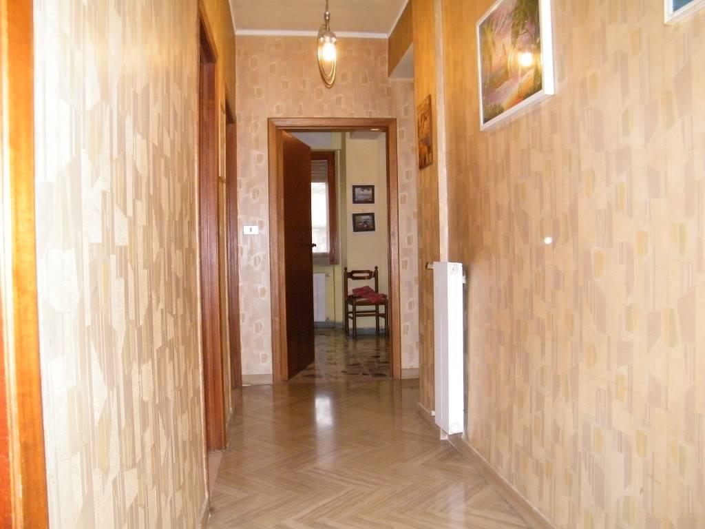 corridoio piano terra ground floor corridor