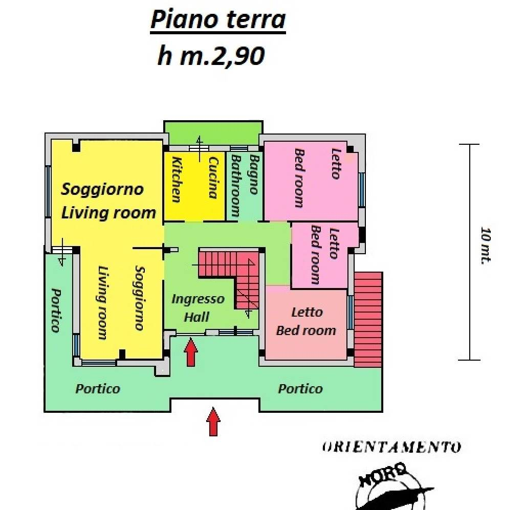 piano terra ground floor