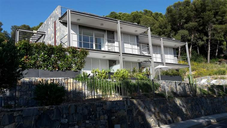 Appartamento indipendente in Strada Dell'alto, Andora