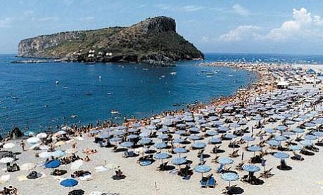 spiaggia di fiuzzi