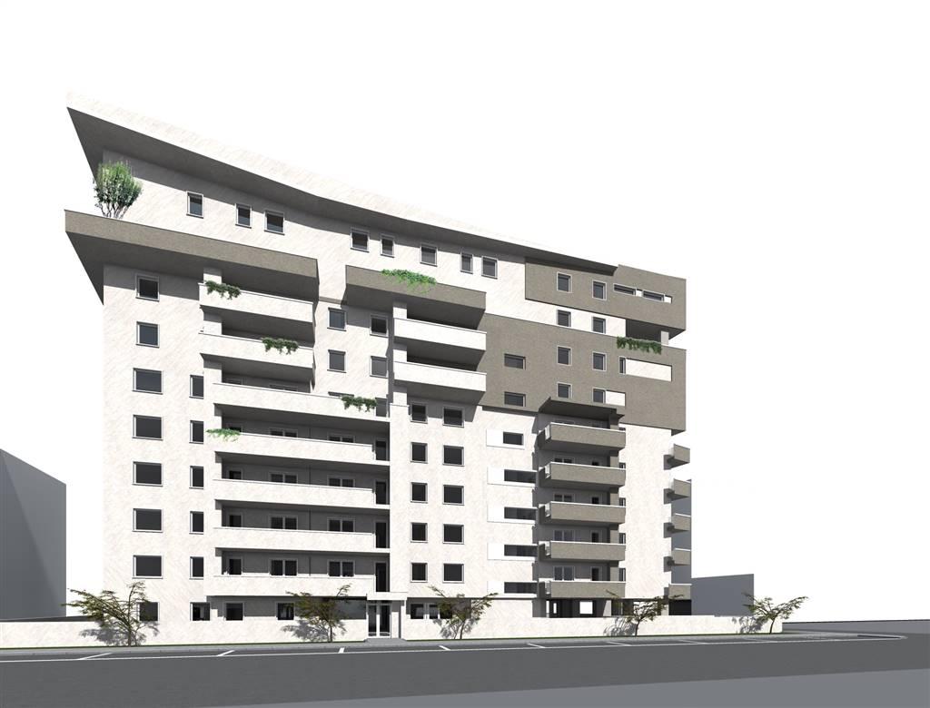 Cosenza- Via Curcio All'interno di uno stabile di nuova realizzazione finemente rifinito, che verrà realizzato con tecniche costruttive