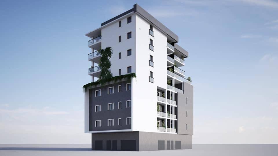 Cosenza, Piazza XI Settembre - Via Duca degli Abbruzzi All'interno di un edificio prestigioso in fase di ricostruzione, disponiamo di un appartamento