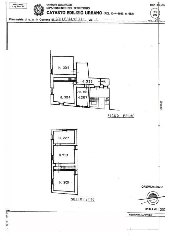 Appartamento indipendente, Colognole, Collesalvetti, abitabile