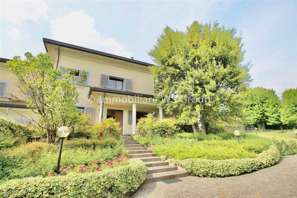 Villa in Via Vittorio Emanuele Ii 13, Triuggio