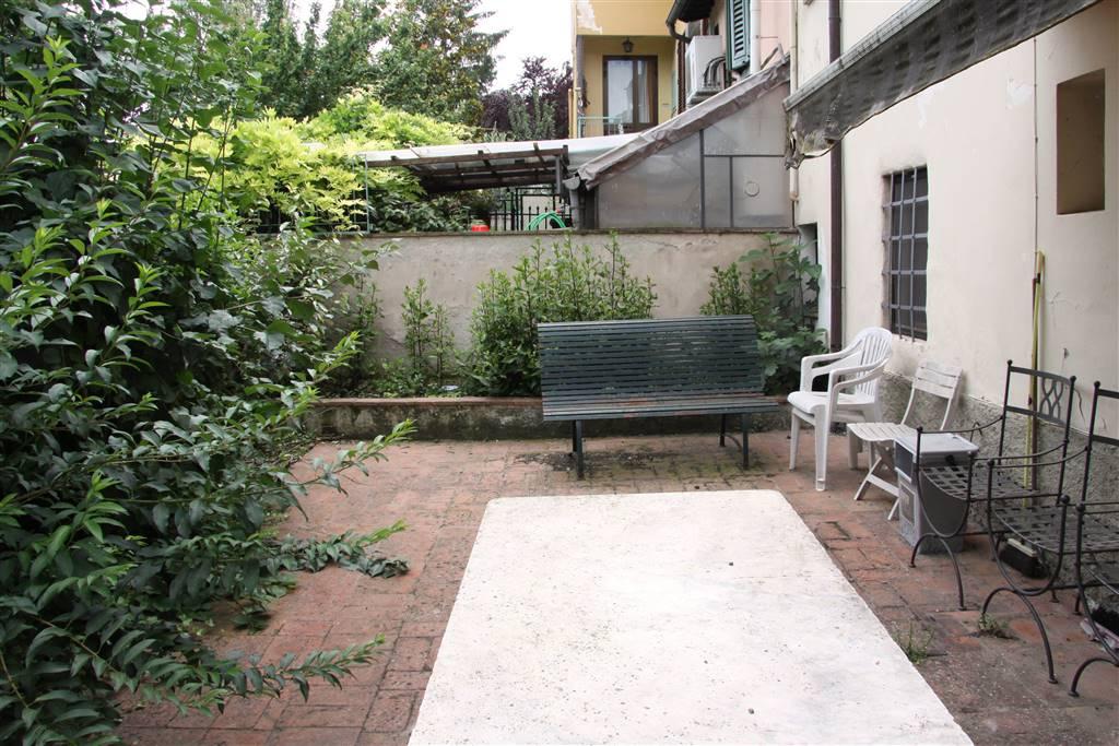 resede -giardino