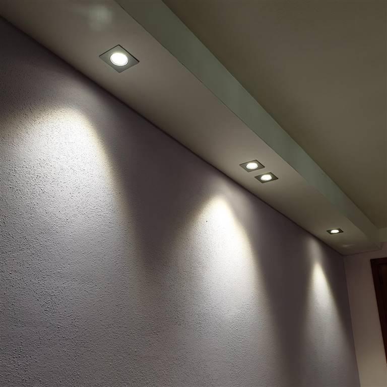 particolari delle luci