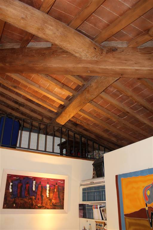 particolare soffitto
