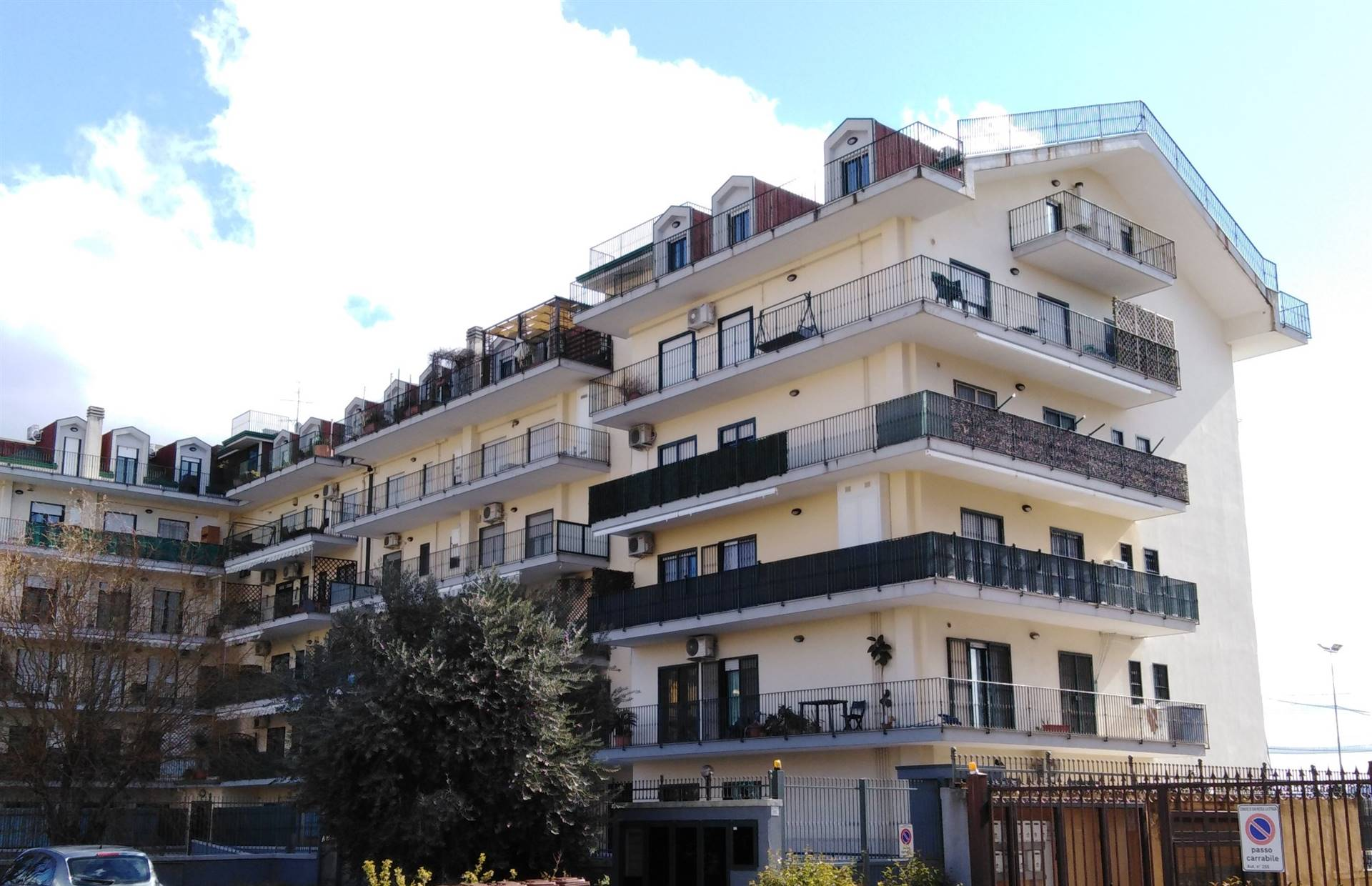 Attico / Mansarda in vendita a San Nicola la Strada, 3 locali, prezzo € 125.000   PortaleAgenzieImmobiliari.it