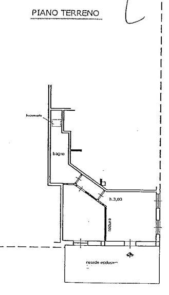 piantina - Rif. A600