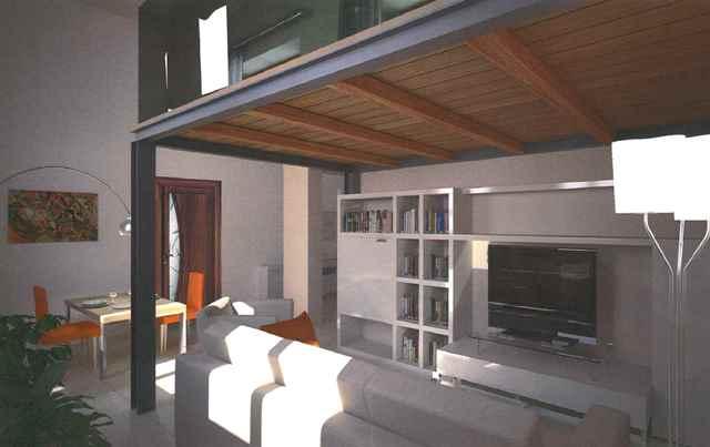 Loft / Openspace in vendita a Siena, 2 locali, zona Località: DERNA, prezzo € 150.000 | CambioCasa.it