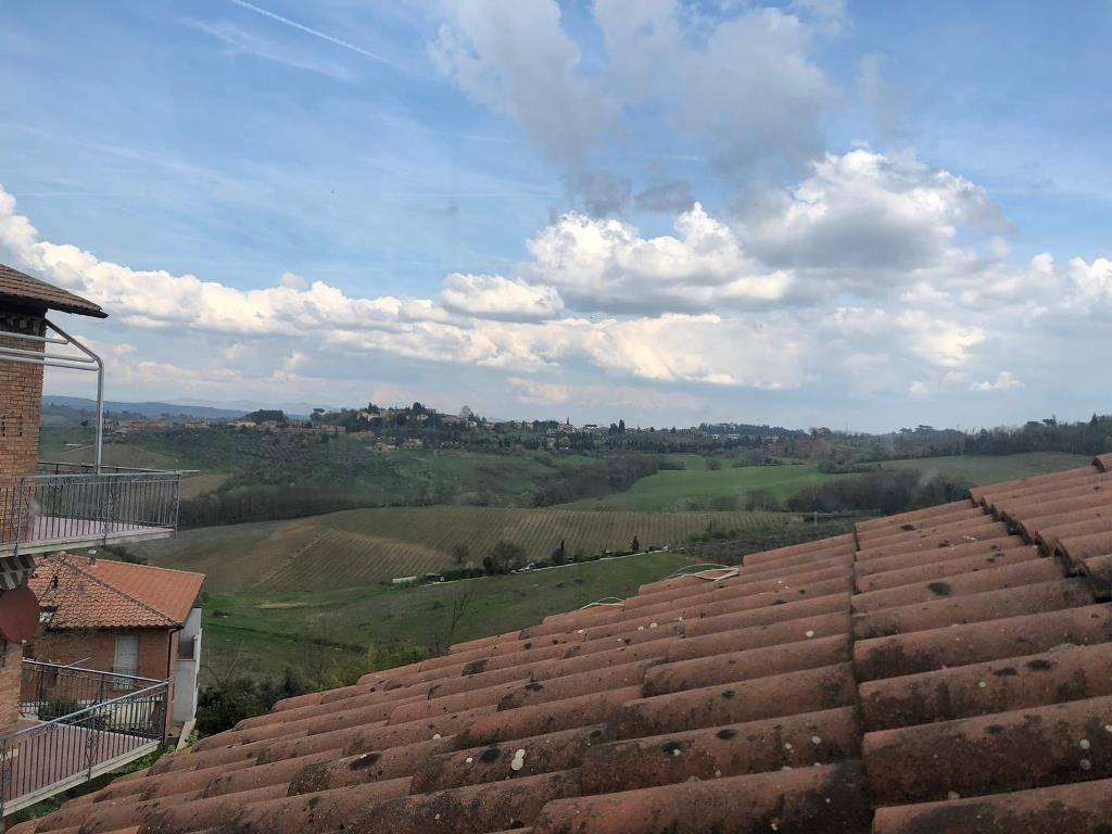 Appartamento in vendita a Monteriggioni, 7 locali, zona Località: TOGNAZZA, prezzo € 260.000 | PortaleAgenzieImmobiliari.it