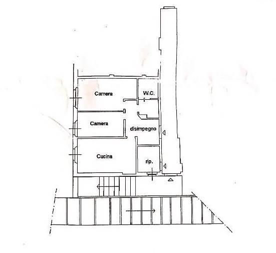 PLANIMETRIA - Rif. PV218