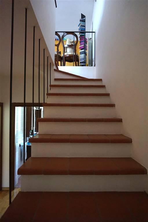 scala della mansarda