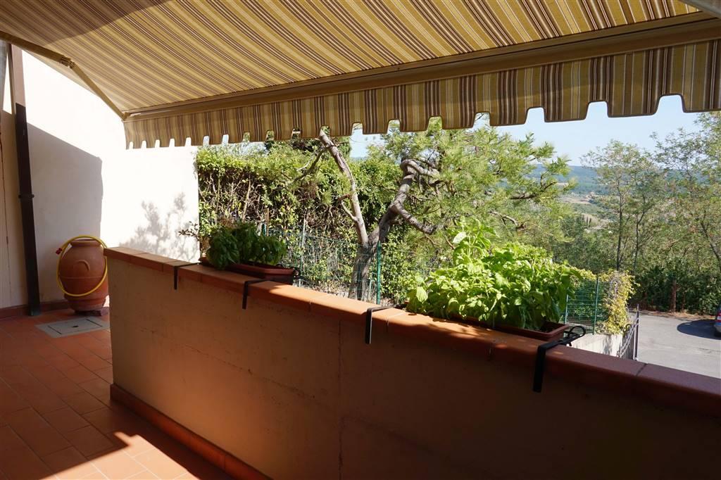 terrazza dal soggiorno