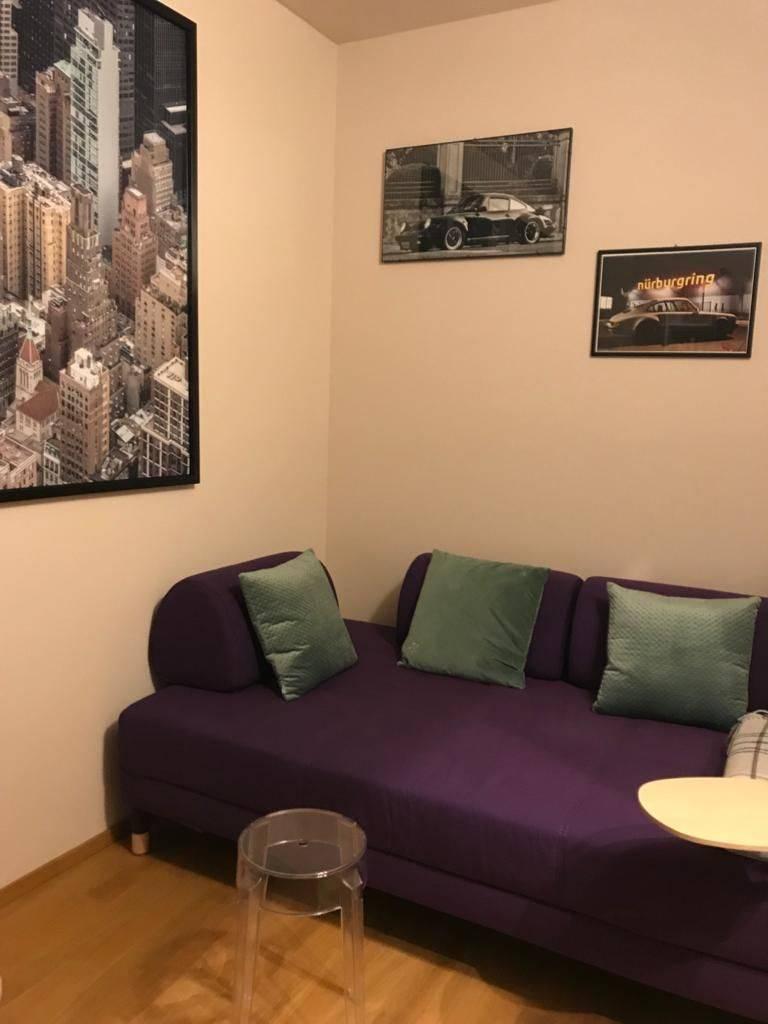 esempio salottino (con divano letto)