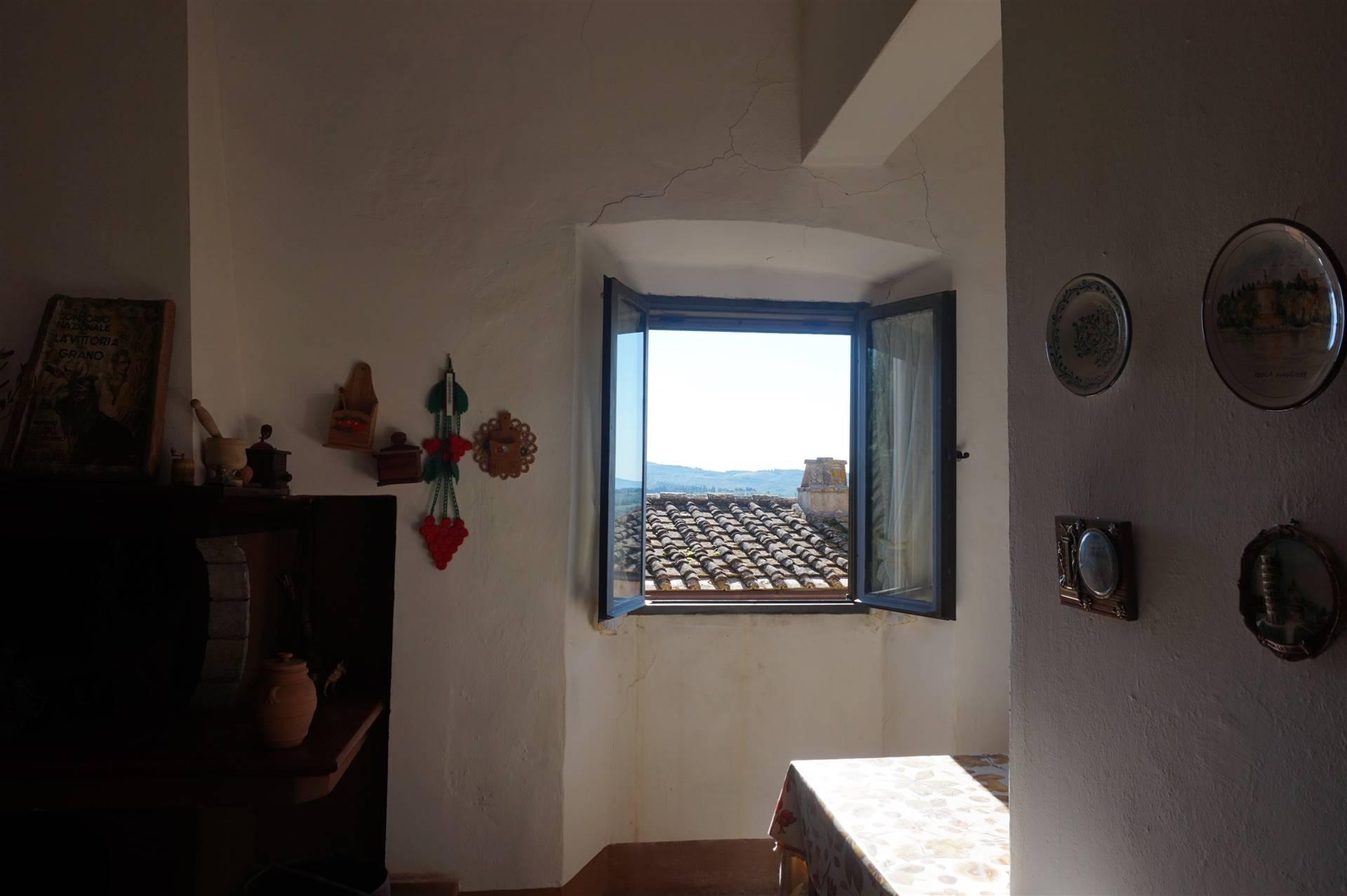 finestra della cucina